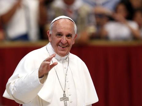 «Убийство воимя Творца является сатанинским»— Папа Римский