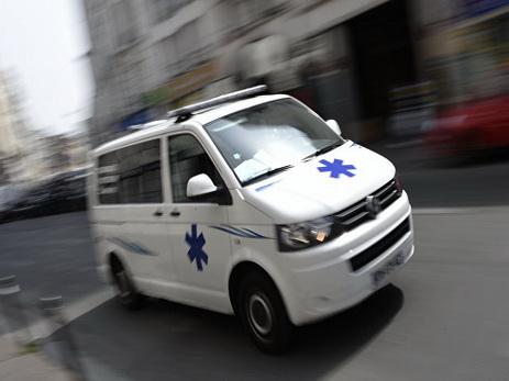 Вцентре французского Дижона произошел взрыв, множество раненых