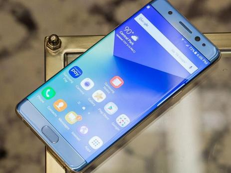 Самсунг обнародовал дату восстановления продаж Galaxy Note 7