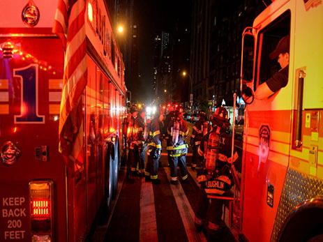 Взрыв вцентре города несвязан смеждународным терроризмом— Губернатор Нью-Йорка