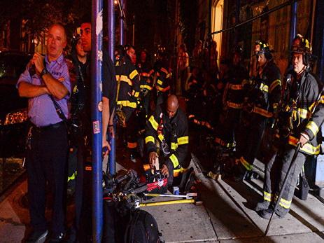 ВНью-Йорке иНью-Джерси прогремели взрывы: 29 человек ранены