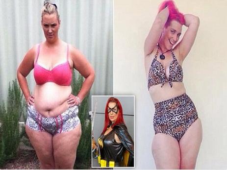 Похудела на 50 кг фото - Диеты Все для похудения