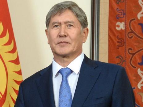Песков пожелал быстрейшего выздоровления президенту Киргизии
