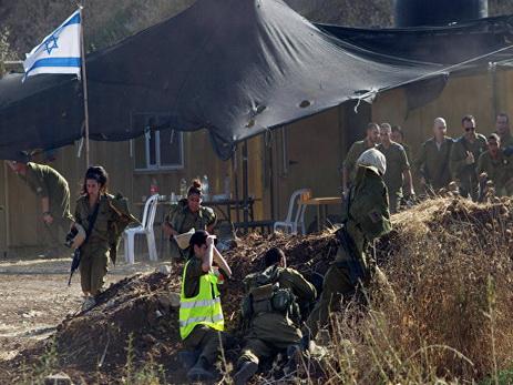 Палестинец убит при попытке нападения сножом наизраильских солдат