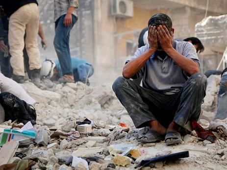 Вопрос Сирии нужно передать вМеждународный суд— генеральный секретарь ООН