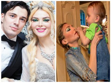 Актриса Наина Ибрагимова впервые показала сына – ФОТО