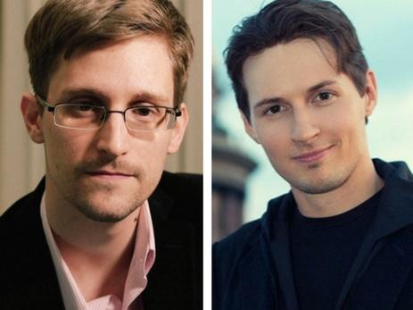 Павел Дуров иЭдвард Сноуден поспорили обезопасности Telegram иWhatsApp