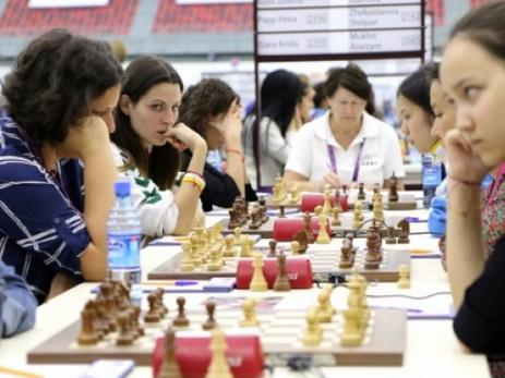 Промо-ролик, посвященный прошедшей в Баку Шахматной Олимпиаде - ВИДЕО