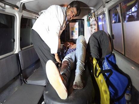Неменее 40 человек погибли впроцессе нападения нааэропорт вДРК
