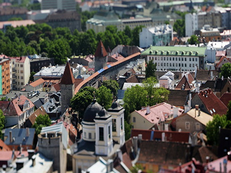 Президента Эстонии несмогли выбрать впервом туре