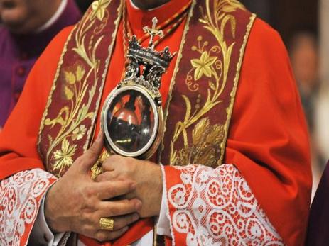 Ватикан изменил правила принятия чудес
