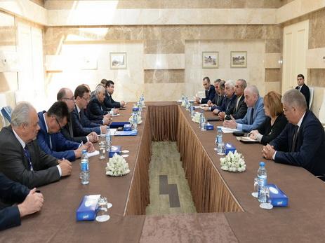 Президент Азербайджана проголосовал нареферендуме поизменению Конституции