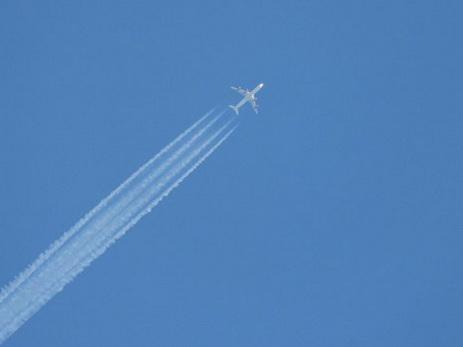 Южнокорейский лайнер зажегся внебе ивернулся ваэропорт Лос-Анджелеса