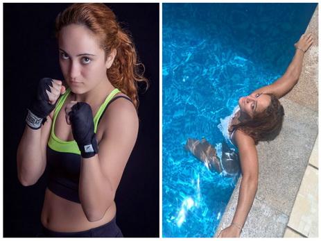 Чемпионка Азербайджана по кикбоксингу: «Помню, я почувствовала влечение к симпатичному парню…» - ФОТО
