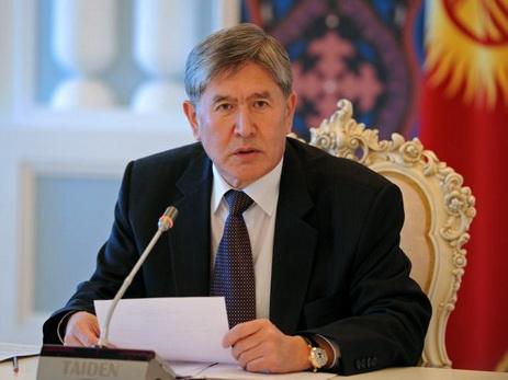 Президента Киргизии выписали измосковской клиники