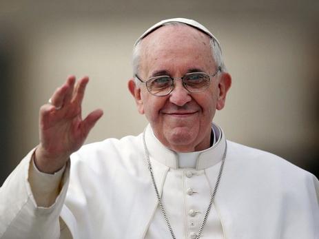 Илия 2-ой назвал Папу Римского любимым братом