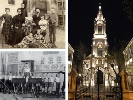 История немецких колонистов в Азербайджане - ФОТО