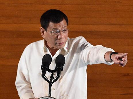 Филиппинский президент вновь обидел Барака Обаму