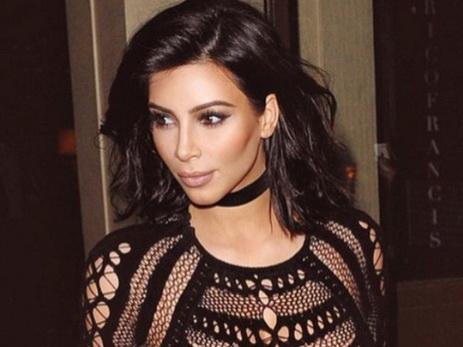 Встолице франции ограбили Ким Кардашьян— звезда потеряла драгоценности нанесколько млн. долларов