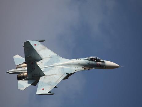 Русский истребитель нарушил воздушное пространство Финляндии