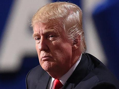 Самая нелепая причина для снятия Трампа свыборов