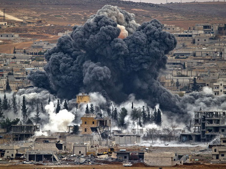 Генштаб Турции объявил обуничтожении неменее 30 боевиковИГ насевере Сирии