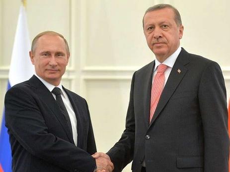 Путин едет вСтамбул наэнергоконгресс