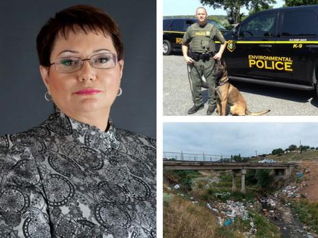 Эльмира Ахундова: «В Азербайджане необходимо создание специальной Экологической полиции на базе МВД»