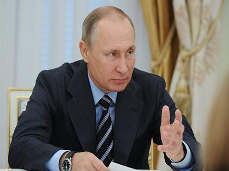 Путин отказался от«экзотического предложения» США поохране дороги вАлеппо
