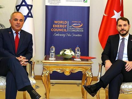 Израиль иТурция обсудят строительство газопровода