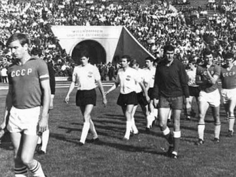 Скончался ветеран футбольного клуба «Нефтчи» и сборной СССР