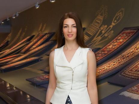 Директор Музея азербайджанского ковра Ширин Меликова о том, как музею «не устареть» в условиях современного общества– ФОТО
