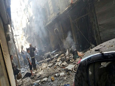 Лавров назвал условия перемирия вСирии