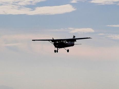 Вамериканском штате Огайо рухнул самолет