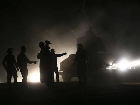 Три командных пунктаИГ подожжены наокраине иракского Мосула