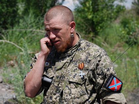 В «ДНР» подтвердили убийство «Моторолы», обвинили Киев