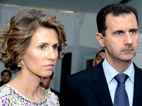 Супруга Башара Асада упрекнула западные СМИ внеобъективности