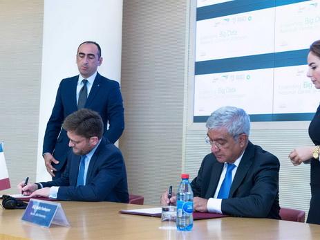 В Азербайджане создается научно-исследовательский и учебный центр Big Data – ФОТО