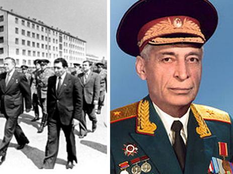Жизнь, отразившая эпоху: к 95 летию генерала Мустафы Насирова