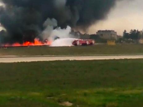 НаМальте потерпел крушение самолет пограничной службы ЕС— есть жертвы