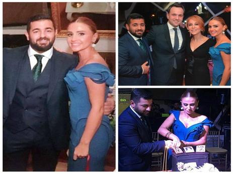 Азери гызы Гюнель обручилась в Стамбуле в день своего рождения - ФОТО