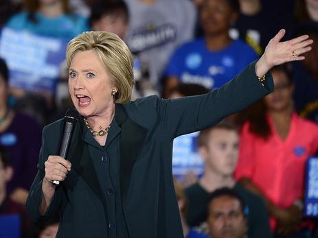 Политика Клинтон вСирии приведёт к 3-й мировой войне— Трамп