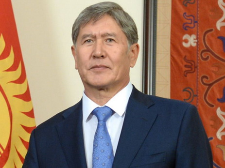 Президент Киргизии отправил руководство вотставку