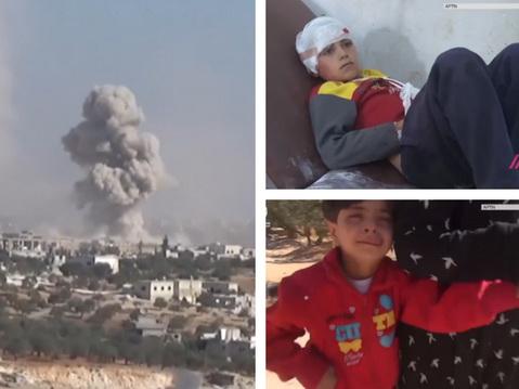 США: Школу вИдлибе разбомбил сирийский либо русский самолет