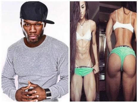 «Мисс стальная попа» азербайджанка Бахар Набиева восхитила рэпера 50 Cent – ФОТО