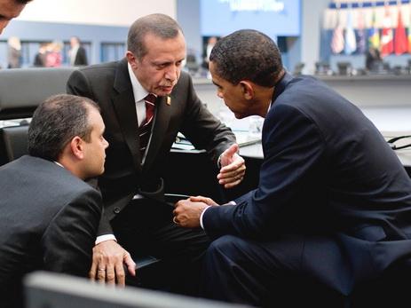 США стремятся изолировать Турцию в Ираке, подыгрывая Тегерану