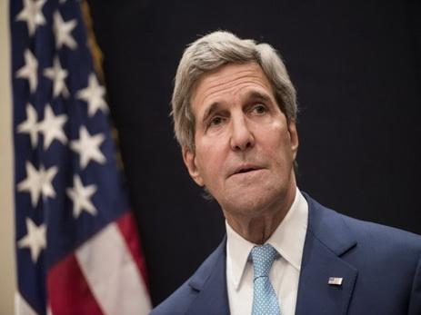 Керри: Обама выберет время для принятия мер против РФ