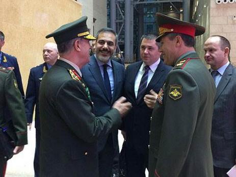 Руководитель Генштаба Турции прибыл свизитом в Российскую Федерацию