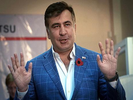 Саакашвили принял решение уйти вотставку из-за коррупции