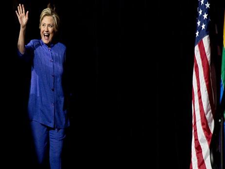 Обама вместо работы агитирует зажуликоватую Клинтон— Трамп